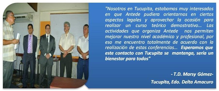 ANTEDE realiza curso de Prostodoncia Total en el Estado Delta Amacuro